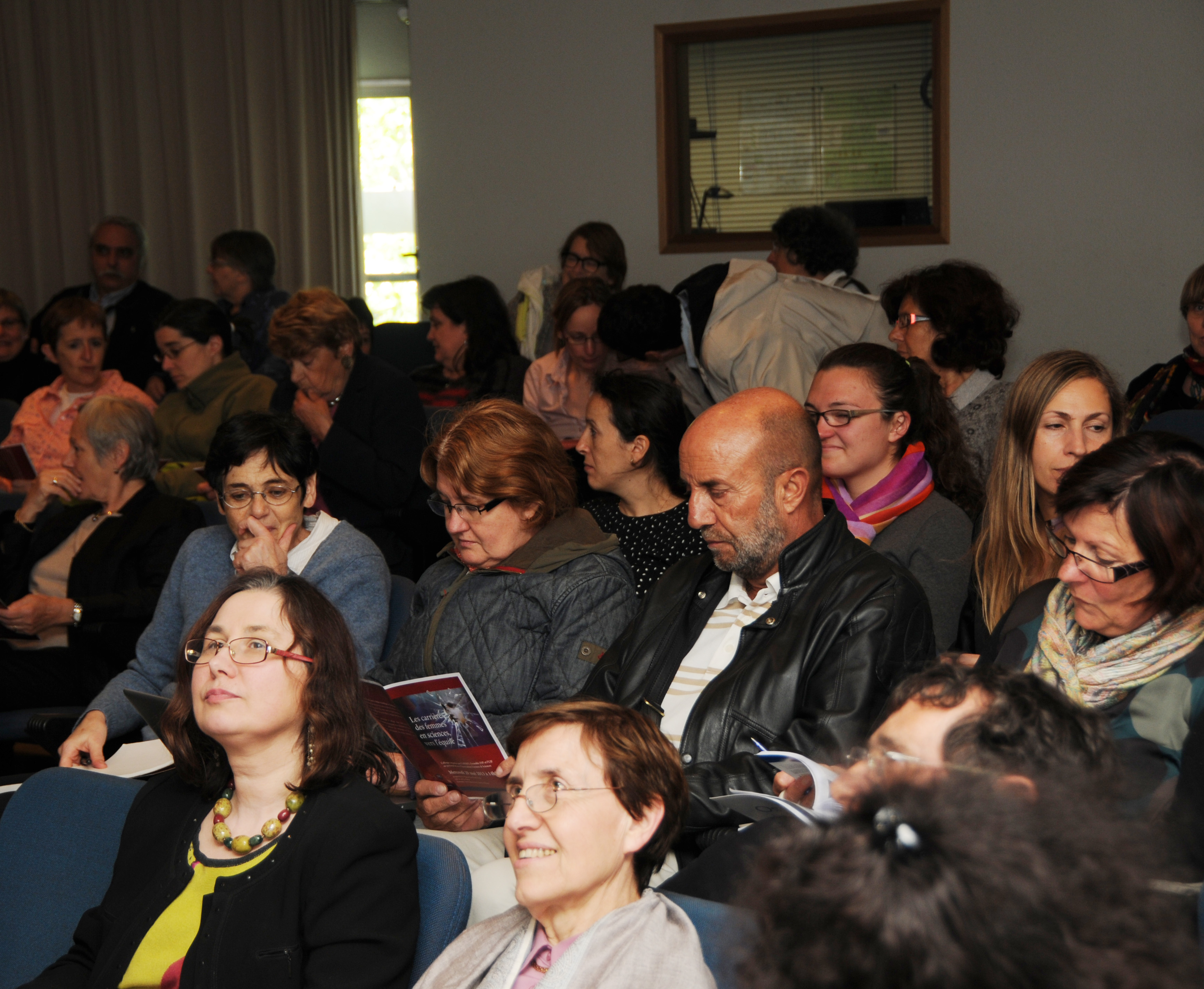 Audience at APMST's 10th Anniversary - Serge Claisse (ILL)