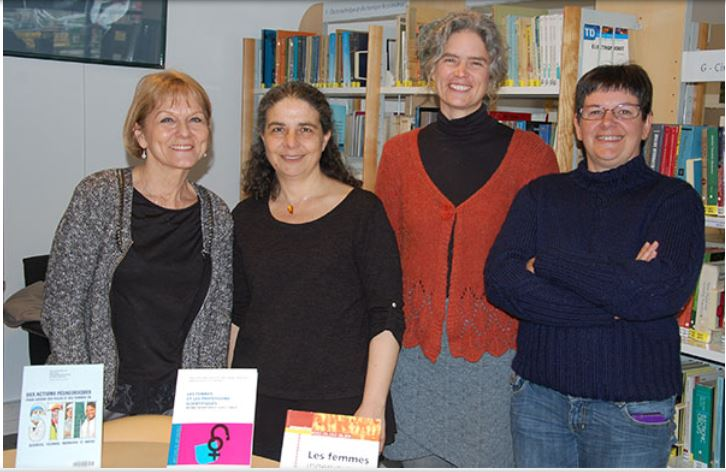 Library on Women in Science APMST