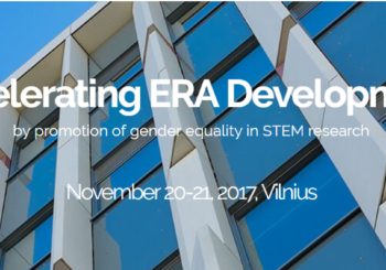 Conference: Accelerating ERA Development by promoting gender equality in STEM